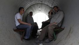 صافرات الإنذار تُدوي في غلاف غزة والاحتلال يُطلق قنابل دخانية شمال القطاع