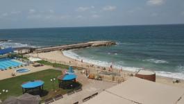 بحر قطاع غزة