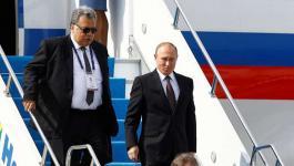 الرئيس الروسي بوتن