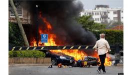 انفجار نيروبي
