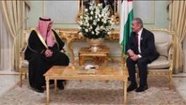 تفاصيل لقاء اشتية مع وزير الداخلية الكويتي في تونس