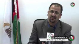 تأثير منع إدخال المنتجات الفلسطينية للأسواق