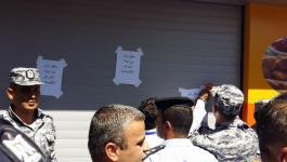 شاهد: إغلاق مطعم في غزّة بعد العثور على آثار فئران داخله