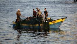 بالأسماء: الاحتلال يُفرج عن 3 صيادين اعتقلهم من بحر غزّة