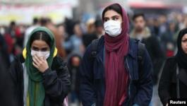 كورونا في ايران.