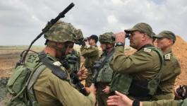 جيش الاحتلال يُعقب على غارات شنّتها طائراته ضد أهداف في غزّة