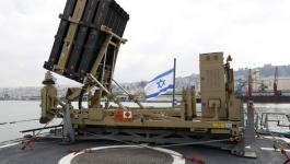 جيش الاحتلال ينشر منظومة ليزر جديدة على الحدود مع حدود غزة.jpg