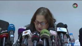 مؤتمر وزيرة الصحة د. مي كيلة للحديث عن فيروس كورونا