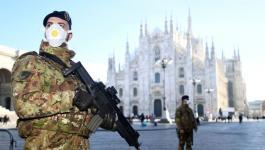 قائد هيئة أركان الجيش الإيطالي إينزو فيتشياريلي