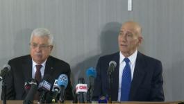 بعد لقاءه أولمرت.. قيادي حمساوي: غزّة أقرب وأسهل للرئيس من لقاءات تسويق الوهم وبيع السراب