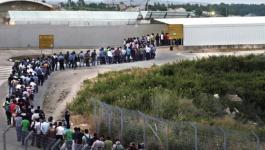 حكومة الاحتلال تُعلن عن قرارات جديدة لحملة التصاريح والعمال والتجار