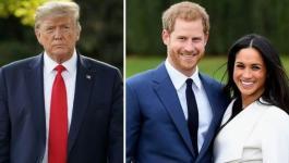 الأمير هاري: يرد على الرئيس الامريكي