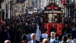 تركيا: تسجل ارتفاعا في معدل