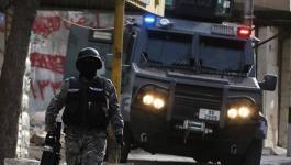 شاهدوا: الأمن الأردني يضبط