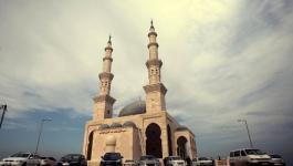 مسجد أوقاف