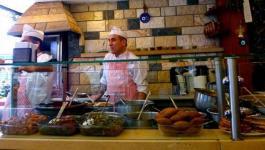 مطاعم قطاع غزة