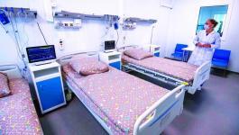 مستشفيات ووهان