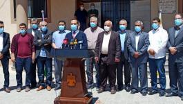 الفصائل بغزّة تثمن جهود وزارة الداخلية لمنع تفشي فيروس