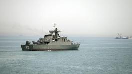 سفينة الإمداد الحربيةالإيرانية