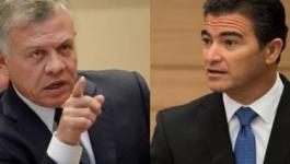 قناة عبرية: كوهين زار الأردن وسلم الملك عبد الله رسالة من نتنياهو