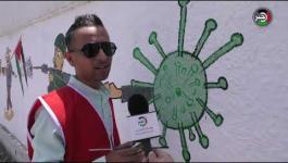 فن الجداريات.. لغة تُبرز القضايا الفلسطينية بلمسة إبداع وتألق ملونة