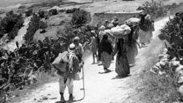 التهجير الفلسطينيين