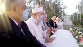 بالفيديو: زواج في زمن