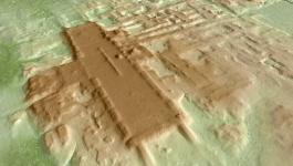 بالفيديو والصور: اكتشاف أقدم وأكبر بناء لحضارة المايا القديمة في المكسيك