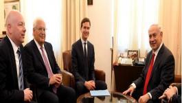 قناة عبرية تكشف عن خلافات كبيرة بين كوشنر وفريدمان بشأن خطة الضم