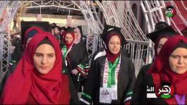 الشبيبة الفتحاوية تُكرم أوائل طلبة الثانوية العامة بغزّة