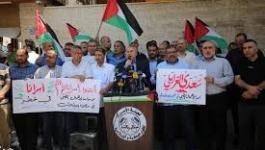 مؤتمر للفصائل تعقيبًا على وفاة الأسير سعدي الغرابلي