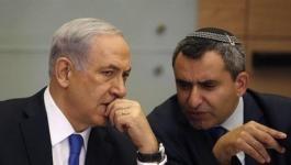وزير إسرائيلي يحذّر من انهيار حكومة الاحتلال