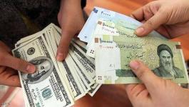 الريال الإيراني يتراجع إلى مستوى قياسي جديد