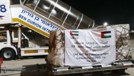 طائرة اماراتية في تل ابيب