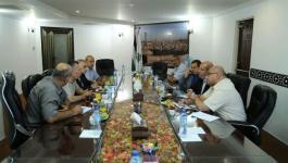 حركتي حماس وفتح تجتمعان بغزة لبحث آليات عقد وتنظيم مهرجان وطني