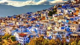 شاهدوا: المغربي يطيح بشخص اعتدى على