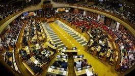 برلمان جنوب أفريقا