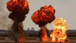 انقطاع الكهرباء عن كامل سوريا جراء انفجار في خط الغاز العربي.jpg