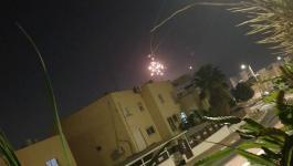 شاهد بالفيديو: أضرار كبيرة بمنزل قصفته المقاومة في سديروت