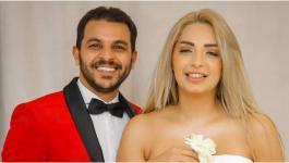 مي حلمي و محمد رشاد