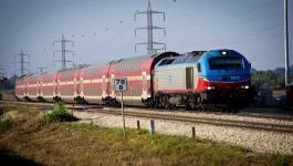 قطار اسرائيلي