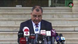 الحكومة الفلسطينية تُعلن عن إجراءات جديدة لمواجهة فيروس كورونا