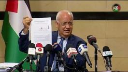 صائب عريقات يعقد مؤتمراً صحفياً حول انتهاكات الاحتلال في مدينة القدس