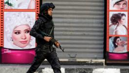 جريمة بشعة: رجل مصري يقطع جثة