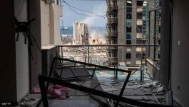لبنان: انفجار