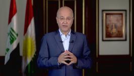 رئيس جمهورة العراق
