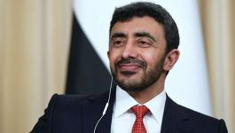 وزير خارجية الامارات