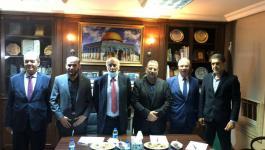 شاهد: تفاصيل لقاءات حركتي فتح وحماس في العاصمة التركية أنقرة