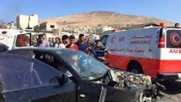 وفاة شخص وإصابة آخرين بحادث سير في رام الله