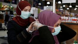 فيروس كورونا غزة